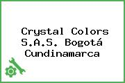 Crystal Colors S.A.S. Bogotá Cundinamarca