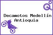 Decamotos Medellín Antioquia