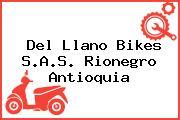 Del Llano Bikes S.A.S. Rionegro Antioquia