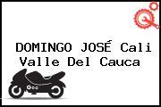 DOMINGO JOSÉ Cali Valle Del Cauca