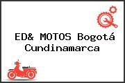 ED& MOTOS Bogotá Cundinamarca