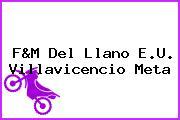 F&M Del Llano E.U. Villavicencio Meta