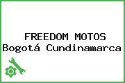 FREEDOM MOTOS Bogotá Cundinamarca