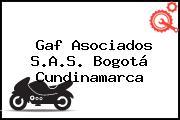 Gaf Asociados S.A.S. Bogotá Cundinamarca