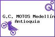 G.C. MOTOS Medellín Antioquia