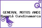 GENERAL MOTOS ANDI Bogotá Cundinamarca