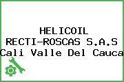 HELICOIL RECTI-ROSCAS S.A.S Cali Valle Del Cauca