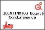IDENTIMOTOS Bogotá Cundinamarca