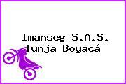 Imanseg S.A.S. Tunja Boyacá