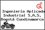 Ingeniería Aplicada Industrial S.A.S. Bogotá Cundinamarca