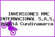 INVERSIONES RMC INTERNACIONAL S.A.S. Bogotá Cundinamarca