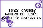 ISAZA CARMONA RAMIRO DE JESÚS Medellín Antioquia
