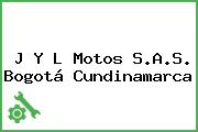 J Y L Motos S.A.S. Bogotá Cundinamarca