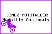 JIMEZ MOTOTALLER Medellín Antioquia