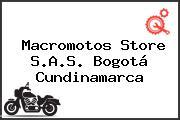 Macromotos Store S.A.S. Bogotá Cundinamarca