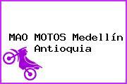 MAO MOTOS Medellín Antioquia
