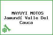 MAYUYI MOTOS Jamundí Valle Del Cauca