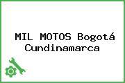 MIL MOTOS Bogotá Cundinamarca