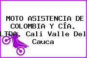Moto Asistencia De Colombia Y Cia Ltda Cali Valle Del Cauca