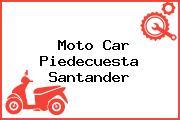 Moto Car Piedecuesta Santander