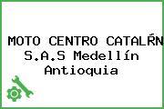 MOTO CENTRO CATALÀN S.A.S Medellín Antioquia