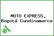 MOTO EXPRESS. Bogotá Cundinamarca