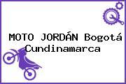MOTO JORDÁN Bogotá Cundinamarca