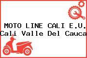 MOTO LINE CALI E.U. Cali Valle Del Cauca