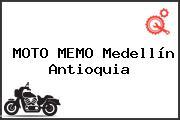 MOTO MEMO Medellín Antioquia