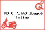 MOTO PIJAO Ibagué Tolima