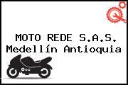 MOTO REDE S.A.S. Medellín Antioquia