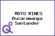 MOTO RINES Bucaramanga Santander
