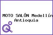 MOTO SALÓN Medellín Antioquia