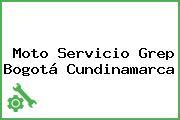 Moto Servicio Grep Bogotá Cundinamarca
