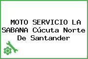 MOTO SERVICIO LA SABANA Cúcuta Norte De Santander