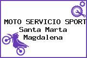MOTO SERVICIO SPORT Santa Marta Magdalena