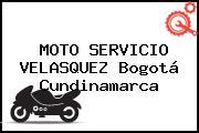 MOTO SERVICIO VELASQUEZ Bogotá Cundinamarca