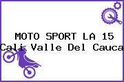 MOTO SPORT LA 15 Cali Valle Del Cauca