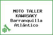 MOTO TALLER KAWASAKY Barranquilla Atlántico