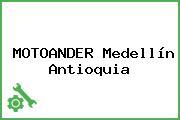 MOTOANDER Medellín Antioquia