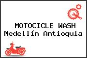 MOTOCICLE WASH Medellín Antioquia