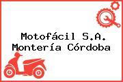 Motofácil S.A. Montería Córdoba