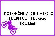 MOTOGÓMEZ SERVICIO TÉCNICO Ibagué Tolima