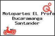 Motopartes EL Profe Bucaramanga Santander
