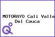 MOTORAYO Cali Valle Del Cauca