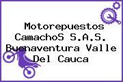 Motorepuestos CamachoS S.A.S. Buenaventura Valle Del Cauca