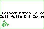 Motorepuestos La 27 Cali Valle Del Cauca