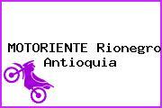 MOTORIENTE Rionegro Antioquia