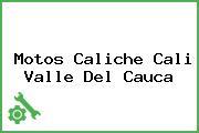 Motos Caliche Cali Valle Del Cauca