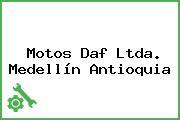 Motos Daf Ltda. Medellín Antioquia
